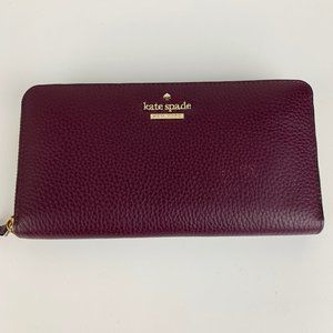 New Kate Spade Jackson Street Lacey Wallet